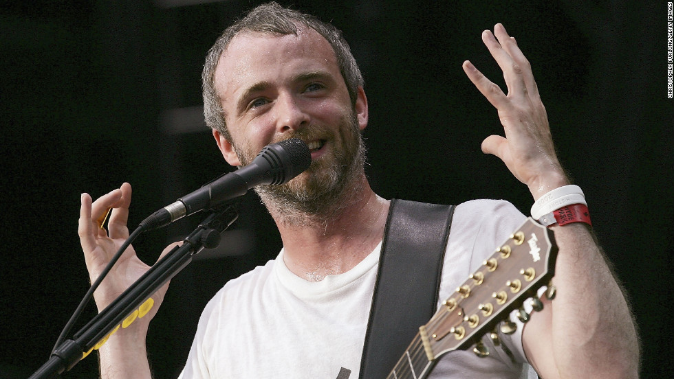 """Francis """"Fran"""" Healy -- Not to be confused with the former baseball catcher and broadcaster, this Scottish singer leads the band Travis."""