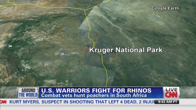 Fight to save African rhinos