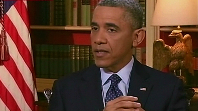 Obama on Iran: 'All options on the table'