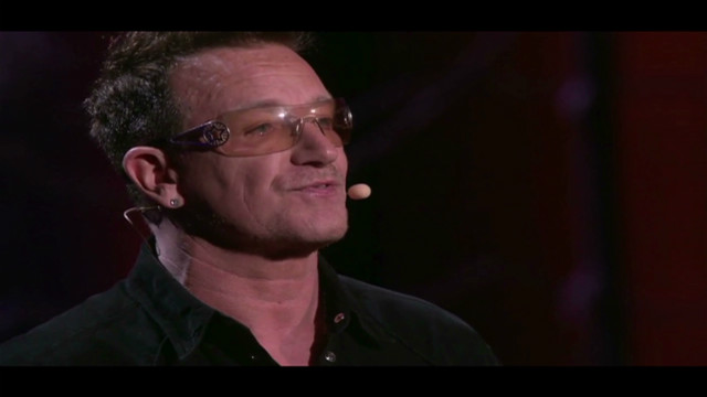 Bono: The good news about poverty