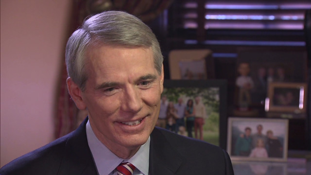 Portman told Romney his son was gay