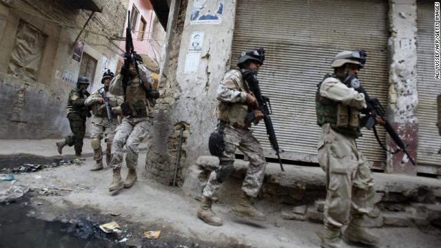 Al Qaeda's rise in Iraq