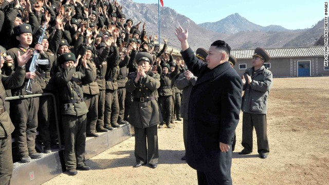 North Korea: Nuclear war is 'simmering'