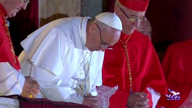 What's ahead: Pope Francis' first days