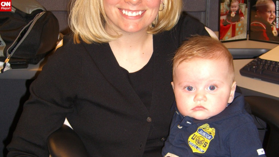 """I wish I would have taken as much time to consider the profession of motherhood as I did my other employment options,"" said <a href=""http://ireport.cnn.com/docs/DOC-940753"">Kelly Moening</a>, a law-enforcement agent whose husband stays home with their three children."