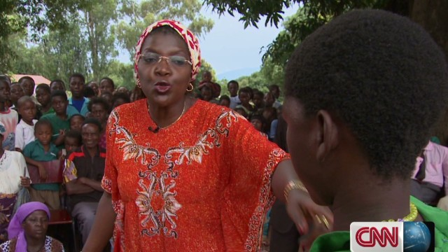 Fighting child marriage in Malawi