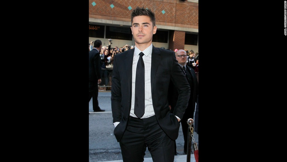"Like his ""High School Musical"" costar and former girlfriend, Vanessa Hudgens, Zac Efron has broken out of his Disney shell with roles in flicks like ""The Lucky One"" and ""New Year's Eve,"" in which he spends quality time with an older woman played by Michelle Pfeiffer. ""The Paperboy"" marks Efron's most adult role due to the film's infamous urination scene between the actor's Jack Jansen and Nicole Kidman's Charlotte Bless."