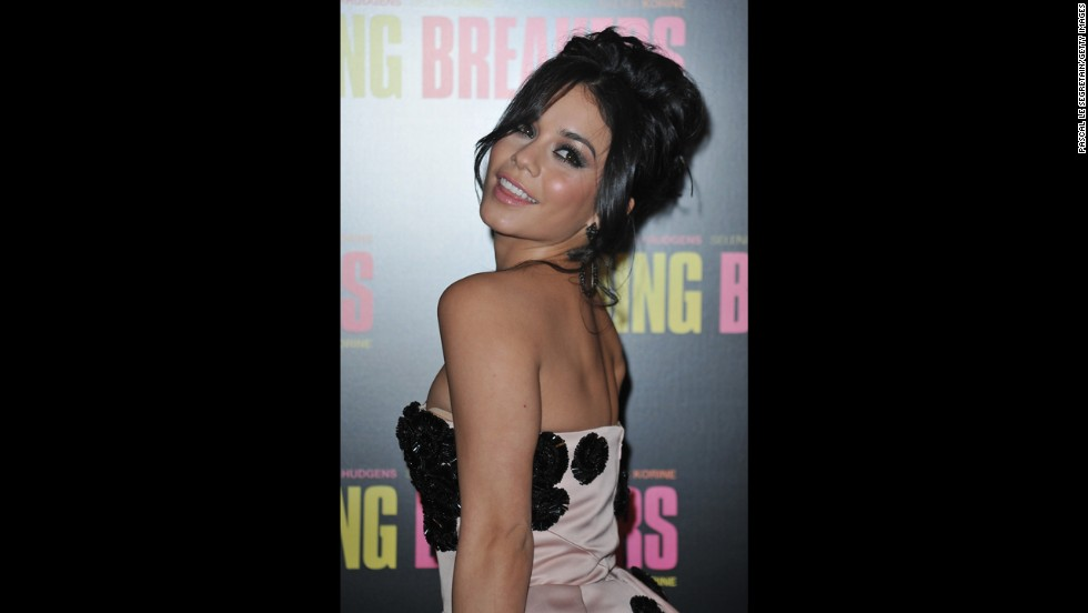 "In 2006, Vanessa Hudgens shot to fame with Disney's wholesome TV movie ""High School Musical."" The actress, who next appears in the racy ""Spring Breakers,"" didn't just alter her angelic image by appearing in projects such as 2011's ""Sucker Punch."" Nude photos of Hudgens leaked online in 2007 and 2009."
