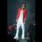 wild child Justin Bieber