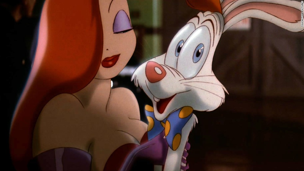 """Who Framed Roger Rabbit's"" Jessica Rabbit"