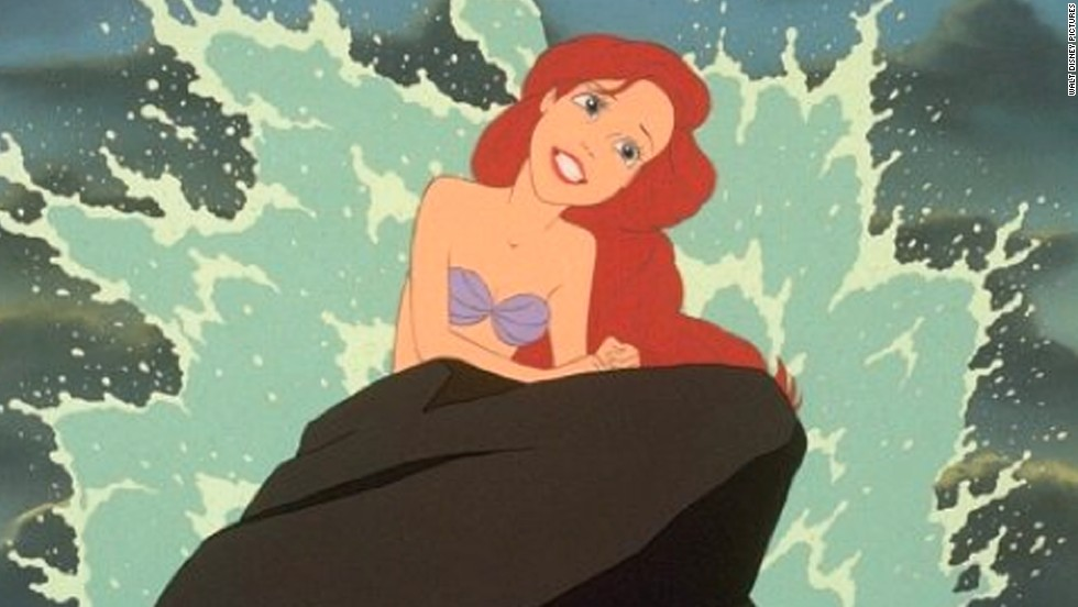 """The Little Mermaid's"" Ariel"