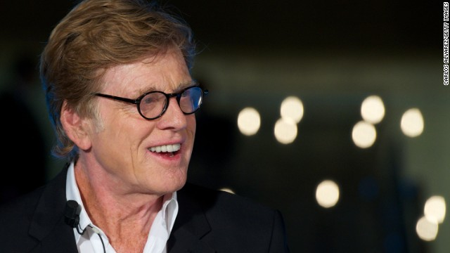 Robert Redford: Future belongs to women, young