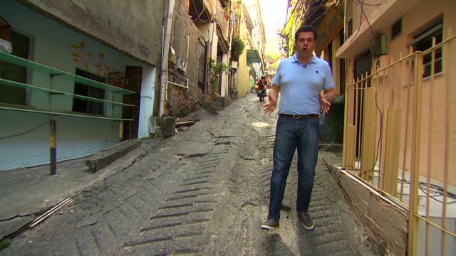 Pedro Pinto's road to Rio