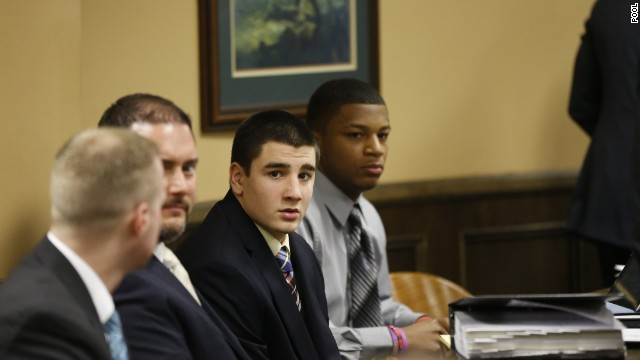 Hear from Steubenville defendants