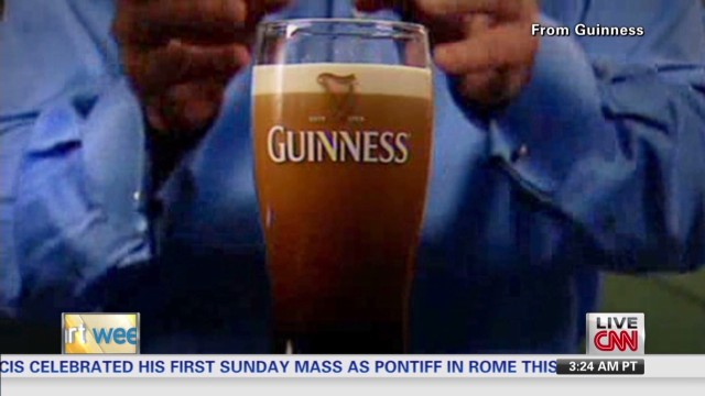 Secrets to pouring the perfect stout