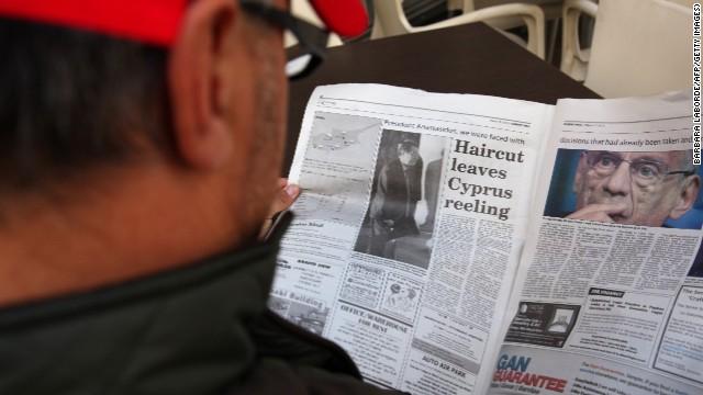 Economic crisis in Cyprus