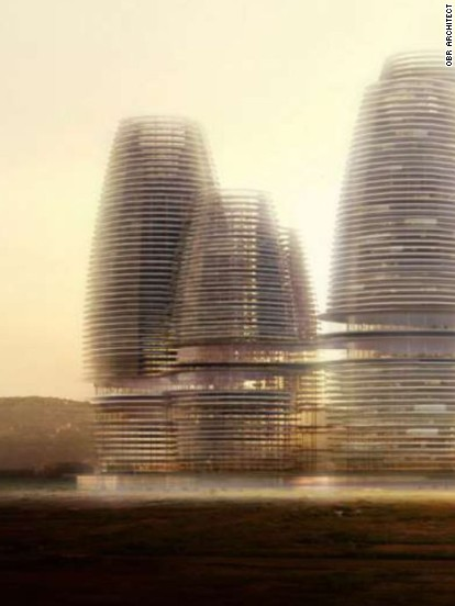 African 'smart cities:' A high-tech solution to overpopulated megacities?
