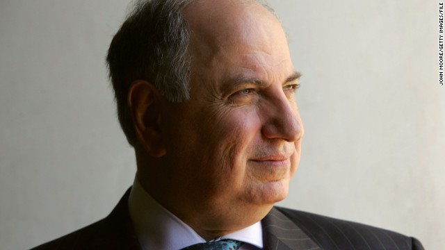 Controversial Iraqi leader Ahmed Chalabi dies