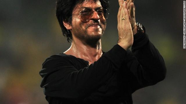 On GPS: Bollywood biggest star