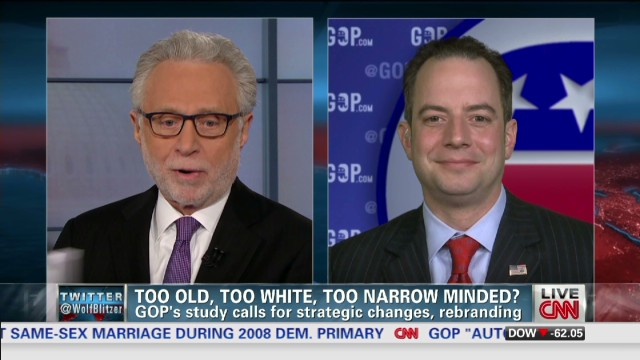 GOP report: Party is too old, too white