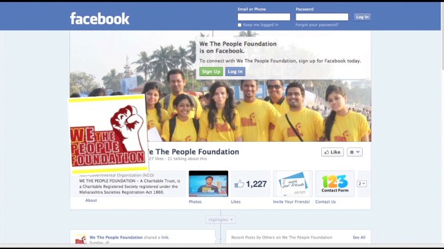 Using social media to end rape in India