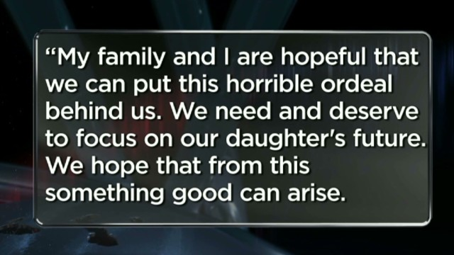 Steubenville victim's mother speaks out