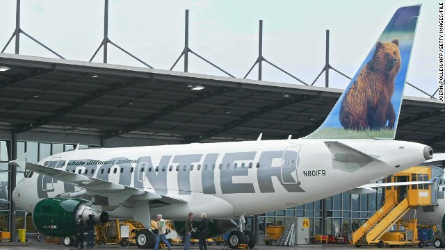 Frontier introduces carry-on bag fees
