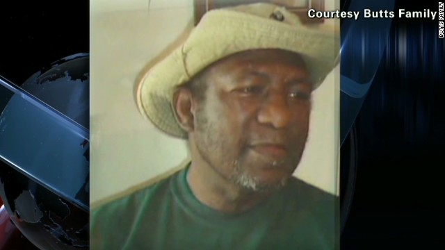 The family of Johnny Lee Butts says his killing was a hate crime.