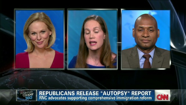 Republican party 'autopsy' report