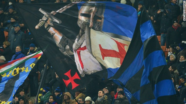 UEFA has charged Inter Milan following allegations of racist chanting by fans during a European match against Tottenham.