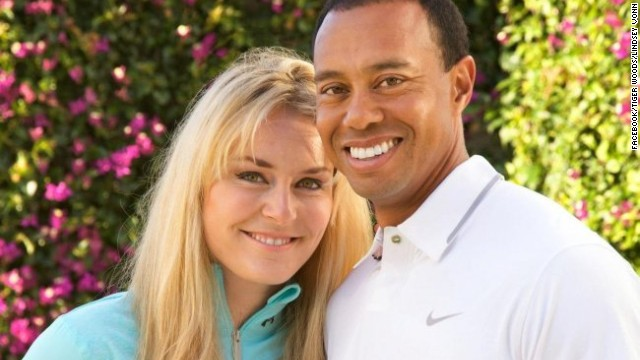 World champion skier Lindsey Vonn and 14-time major champion Tiger Woods have announced they are in a relationship.