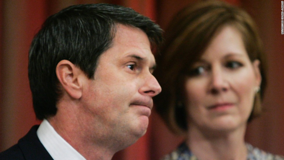 "Sen. David Vitter admitted his guilt in the D.C. Madam scandal in 2007. His phone number had been published in 2009 in a list of phone records from a prostitution ring Deborah Jeane Palfrey, also known as the ""D.C. Madam."" Three years later he was reelected to the Senate."
