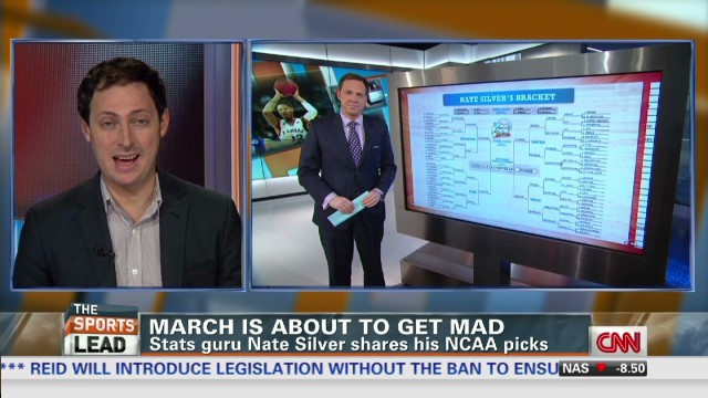 Nate Silver predicts March Madness