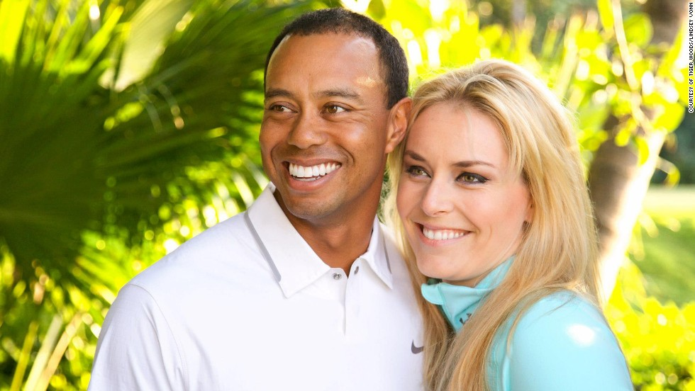 On Monday, Tiger Woods and Lindsey Vonn announced their relationship to the world. Both at the top of their respective sports, the golfer and the skier come together off the back of failed marriages - notoriously so in Woods' case.