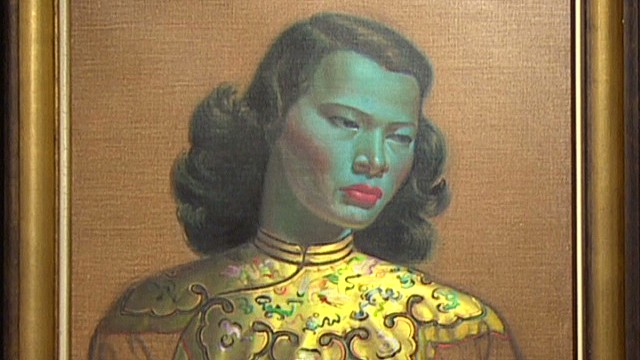 'The Chinese Girl' on auction block
