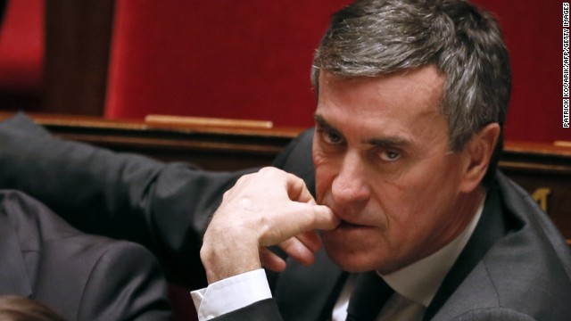 Jerome Cahuzac, France's socialist budget minister, has resigned