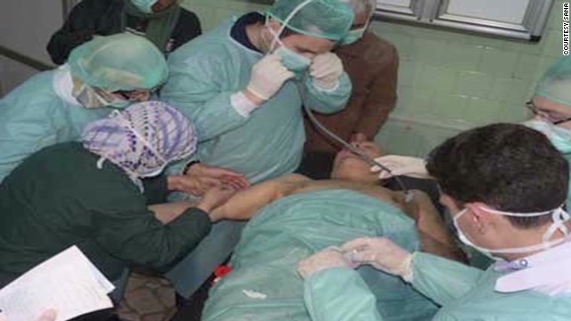 No proof that Syria used chemical arms