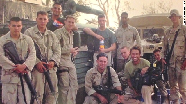 Marines reflect on Iraq war experience