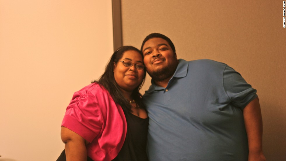 In January 2011, the couple made a mutual decision to tackle their weight issues.