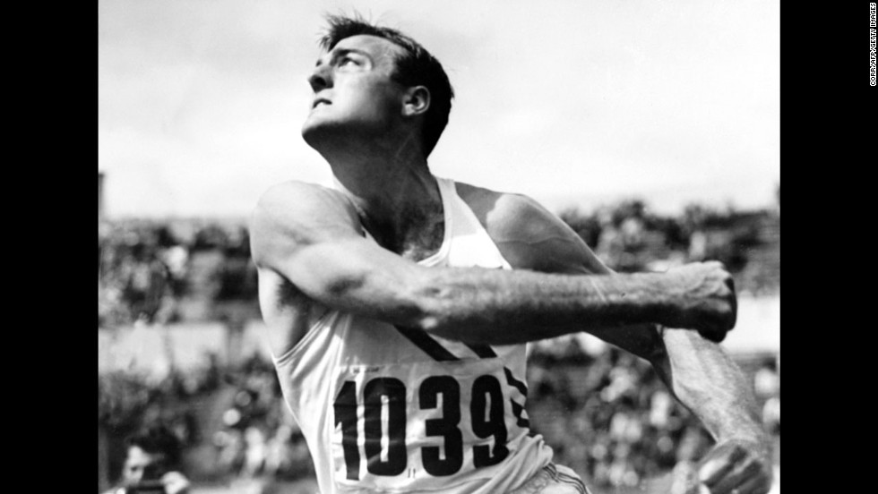 Former California Rep. Bob Mathias was a two-time Olympic gold medalist and decathlete before entering politics in 1967. Competing in the decathlon at age 17, Mathias was at the time the youngest person to win a gold medal in a track and field event. Mathias then went on to play college football at Stanford for two years.
