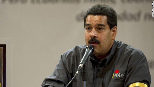 Venezuela alleges U.S plot