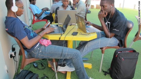 Tech hub working on 'Nigeria's next big idea'