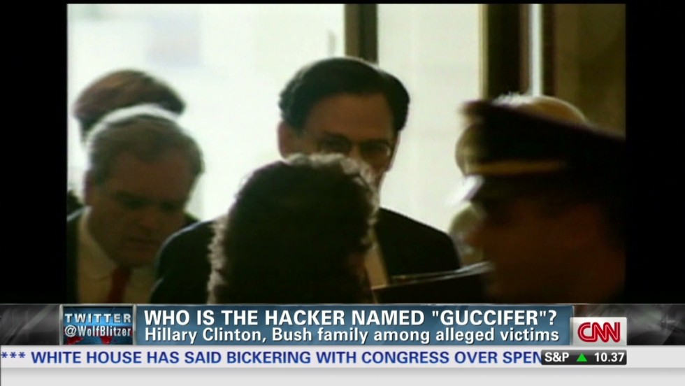 Hacker 'Guccifer' targets Hillary Clinton