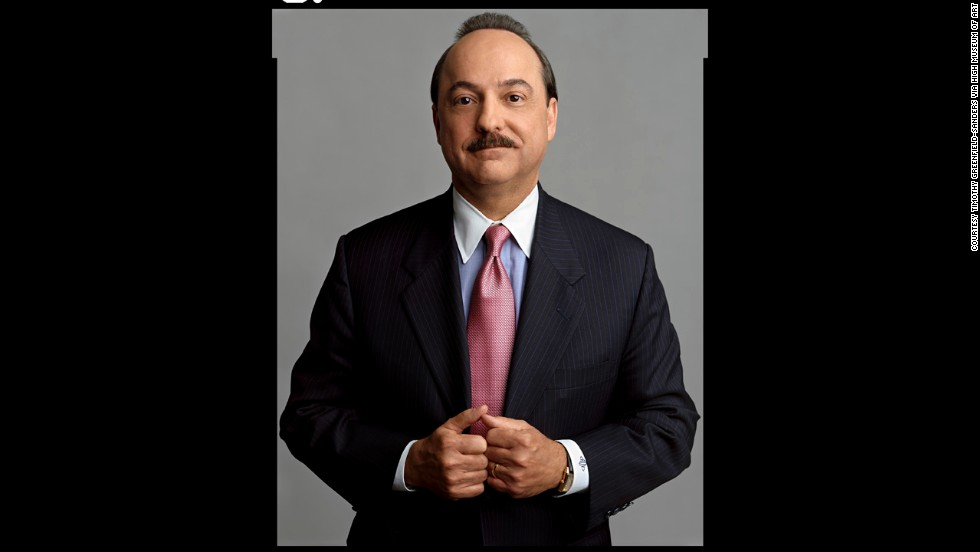Ralph de la Vega is president and CEO of  AT&T Mobility and also a native of Cuba.