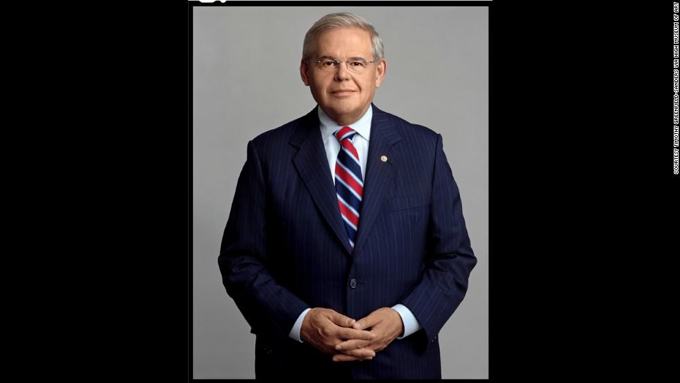 U.S. Sen. Bob Menendez of New Jersey is Cuban-American.