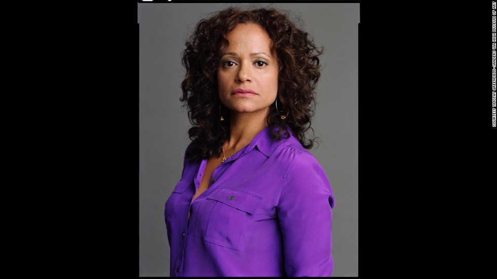 """Actress Judy Reyes, best know from the series """"Scrubs,"""" is Dominican-American."""