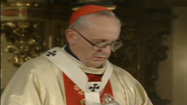 Priest: Pope's past supports civil unions