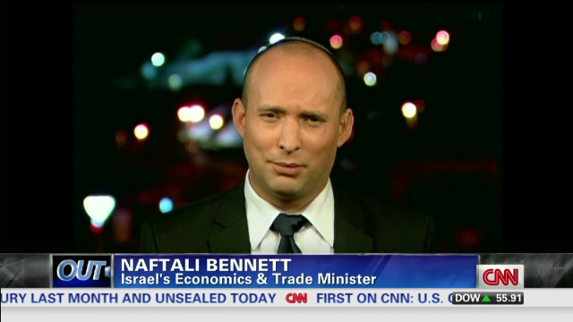 """Israel's """"power broker"""" comes OutFront"""