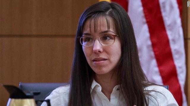 Jodi Arias, sentenciada a cadena perpetua