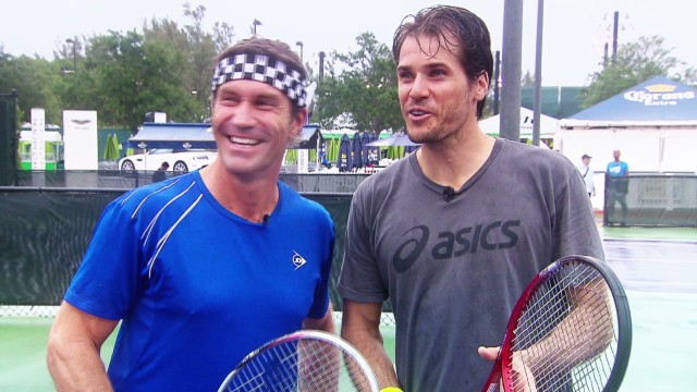 Tommy Haas: My daughter motivates me